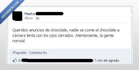 anuncios,chocolate