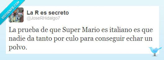 italiano,pesado,super Mario