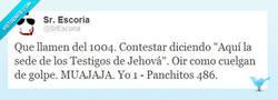 Enlace a Vengarse del 1004 por @SrEscoria
