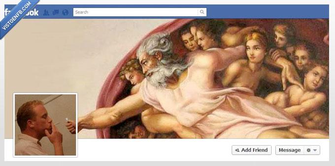 dios,facebook,fuego,mechero,timeline