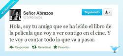 Enlace a Y te cuento el final por error por @SrAbrazos