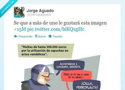Enlace a Caperucita, la perroflauta por @GeorgeAguado