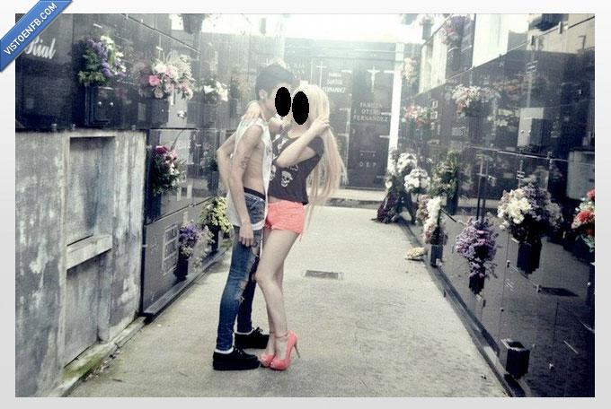 cementerio,faltas de respeto,la,modernos,postureos