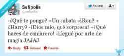 Enlace a ¿Ron? por @sefipolis