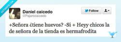 Enlace a ¿Hermafrodita? por @pajarocaicedo