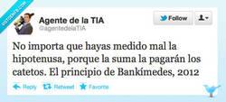 Enlace a El principio de Bankímedes por @agentedelaTIA