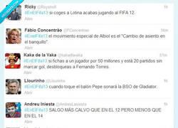 Enlace a Como será el FIFA 13 según los twitteros
