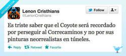 Enlace a Pobre Coyote, era un avanzado a su tiempo por @LenonCristhians