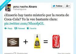Enlace a El misterio de la Cocacola por @alvaroguzva