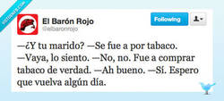 Enlace a Se fue a por tabaco por @elbaronrojo