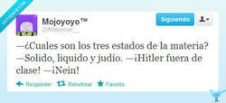 Enlace a Hitler en la escuela por @Mojoyoyo__