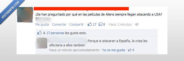 aliens,españa,facebook,usa