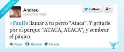 Enlace a ATACA, ATACAAAAA por @AndreuFreak