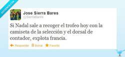 Enlace a Nadal ataca de nuevo por @SierraBares