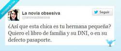 Enlace a Compartir apellidos no es suficiente por @lanoviaobsesiva