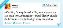 Enlace a El novio políglota por @kikolo777