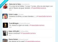 Enlace a #FrasesDeBorrachera para todos