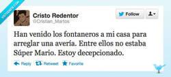 Enlace a Vaya decepción de fontaneros por @Cristian_Martos