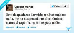 Enlace a Ya nadie me respeta por @Cristian_Martos