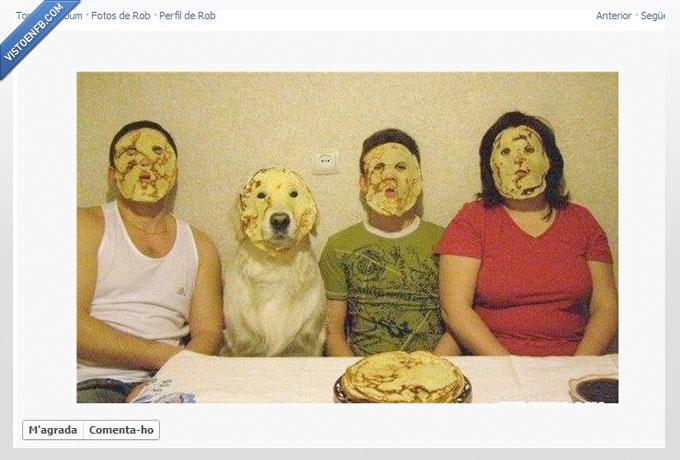 crepe,familia,foto,pero esto que es,perro