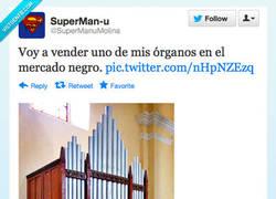 Enlace a Vender órganos en el mercado negro por @supermanumolina