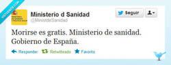 Enlace a Medidas anticrisis del Ministerio de Sanidad por @MinistdeSanidad