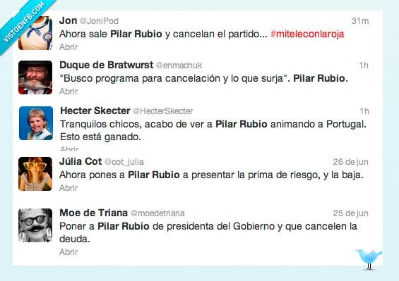mitele,partido,Pilar rubio,seleccion,tele5
