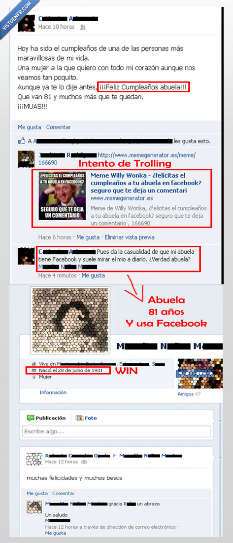 81,abuela,años,facebook,fail,fb,felicita,troll,trolling,win