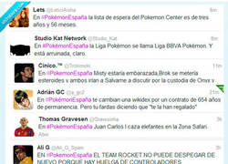 Enlace a Mientras, en Pokemon España
