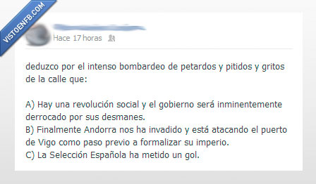 gobierno,gol,petardos,selección española