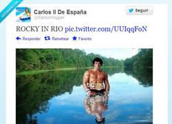 Enlace a Rocky in Rio por @KarlozHoygan