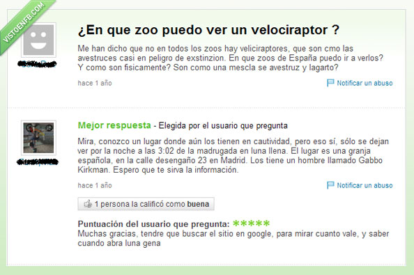 avestruz,cautividad,españa,granja,kirkman,velociraptor,Yahoo,zoo