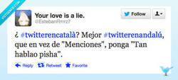 Enlace a Twitter en Andalú según @EstebanRmrz7