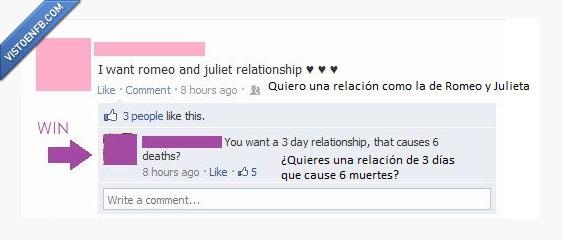 Julieta,muerte,prohibida,prohibido,relacion,Romeo