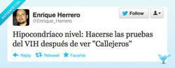 Enlace a Que se puede pillar cualquier cosa por @Enrique_Herrero