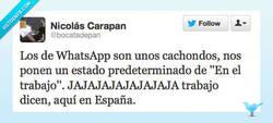 Enlace a Estos de Whatsapp son unos cachondos por @bocatadepan