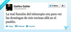 Enlace a Galileo, qué pillín por @SoyGalileoG