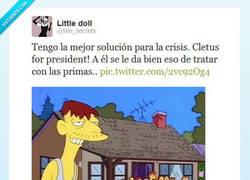 Enlace a Clestus 4 president por @Min_secrets