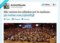 Enlace a Menudo incordio de vecinos por @ActiviaTayuda