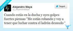 Enlace a En la ducha por @_AlejandroMaya