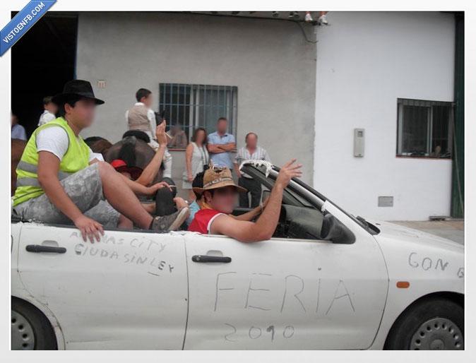 canis,catetos,descapotable,destrozo,feria,recortado,RLY?,Seat Ibiza,tuneado