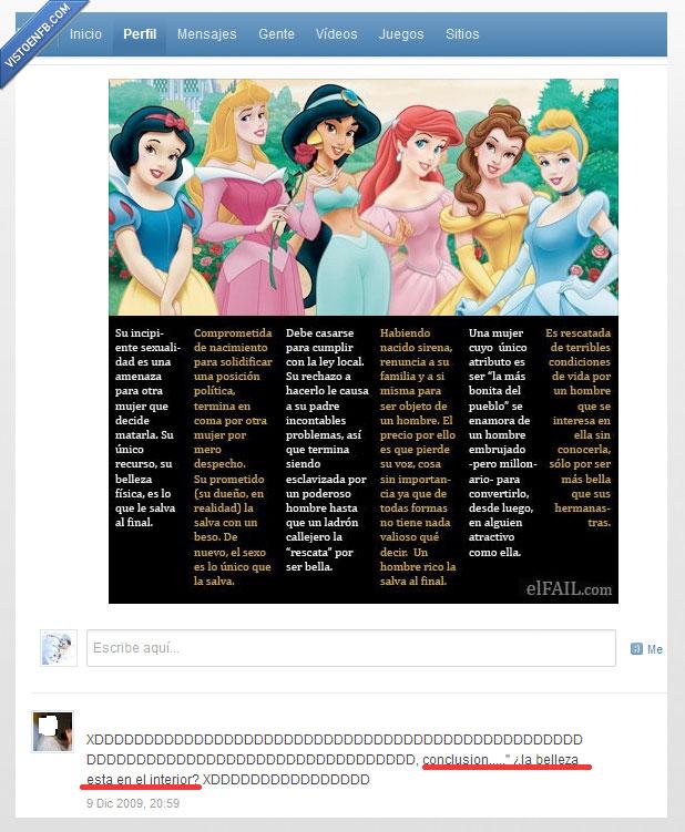 aladdin,ariel,aurora,bella,belleza,blancanieves,cenicienta,fea,guapa,interior,princesas,salva,sirenita