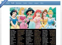 Enlace a Cosas que se aprenden con Disney