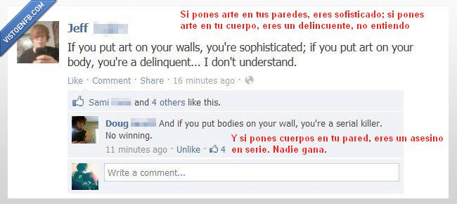arte,Asesino,cuerpos,Facebook,paredes,Tatuajes