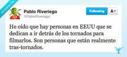Enlace a Soy muy fan de los tornados por @PabloRiveriego