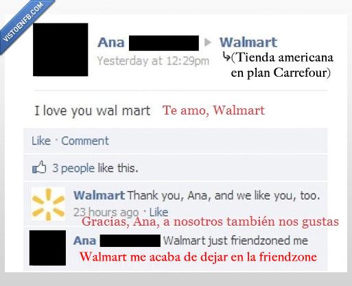 amor,Fail,Friendzone,gusta,Supermercado,traducido,Walmart
