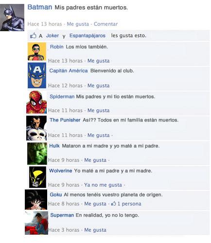 batman,capitán américa,espantapájaros,goku,hulk,joker,muertos,punisher,robin,spiderman,superheroes,superman,wolverine