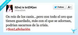 Enlace a La solución para la crisis por @IreneSNK
