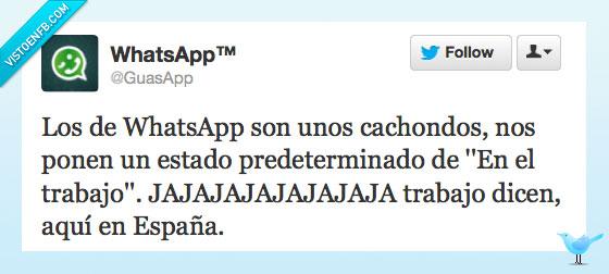 cachondos,crisis,el,en,españa,trabajo,whatsapp