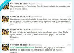 Enlace a Madre mía, y que aún quede gente así... por @ESPCatolicos